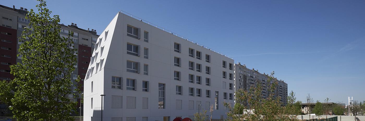logements neufs sicra idf