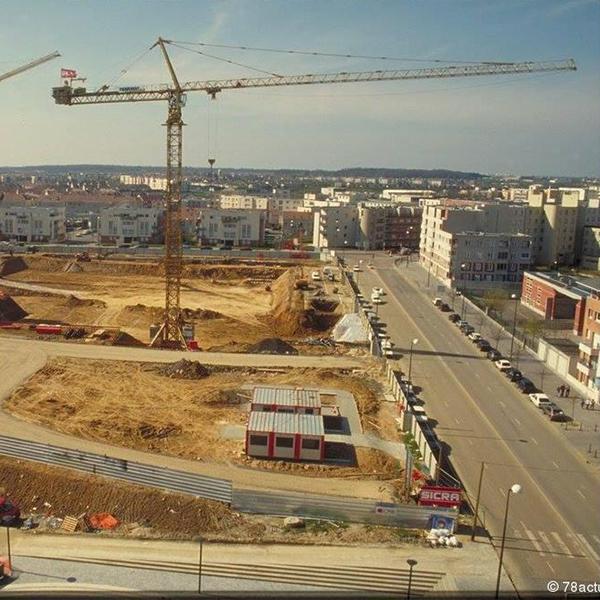sicra idf histoire 1996